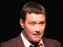 "Marty Maguire starring in ""A Night In November""."